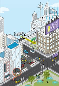 11 Futuristic Ways to Improve Our Cities, From Robotic Rats to Talking Trash Cans   WIRED