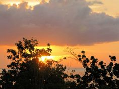 Sunset St Lucia own photo