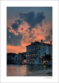 One night in Venice -Chris Bard