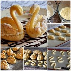 How to DIY Cute Cream Puff Swans - Cool Creativity