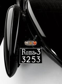 "1930 Mercedes Benz SSK ""Count Trossi"""