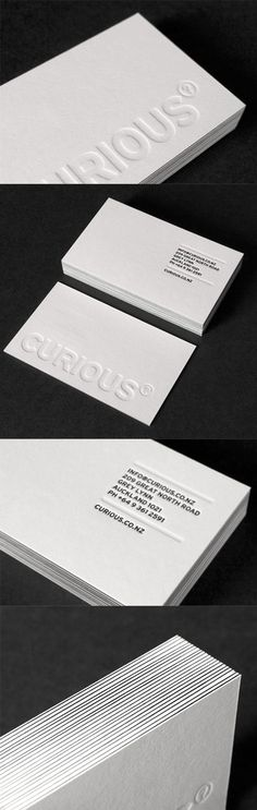 338 best business cards images on pinterest business card design these sleek business cards feature a minimalist design where the details are what really make the cards special colourmoves