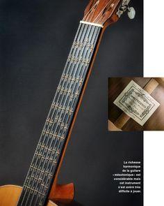 Mesotonal guitar