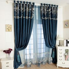 Cheap Curtains On Sale At Bargain Price Buy Quality Curtain Draperies Discount Window Cloth From China Suppli
