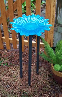 Simple and Inexpensive Birdbath | Birds & Blooms