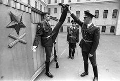 Honor Guard . Russia. 1990