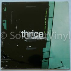 Thrice - The Illusion of Safety Vinyl - Sealed LP — only at SoldOutVinyl.com