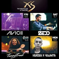 xs nightswim memorial day weekend