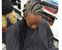 Cornrows Hairstyle 13