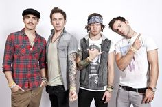 McFly and the moustache