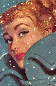 coby whitmore pin up - Yahoo Image Search Results Vintage Images, Vintage Posters, Vintage Art, Vintage Illustration Art, Magazine Illustration, Pulp, Decoupage Vintage, Arte Pop, Retro Art