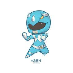 Chibi blue ranger by jrpencil Cartoon Drawings, Cartoon Art, Cute Drawings, Chibi Characters, Cute Characters, Chibi Superhero, Hq Dc, Geek Baby, Go Go Power Rangers
