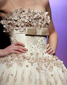 Magique: a noiva e a Couture - Reverbera, querida!