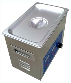 Adjustable Power Ultrasonic Cleaner 3L