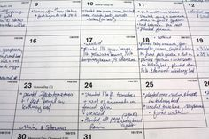 """Now's the time to formulating a plan of garden tasks for the year ahead so you can stay on track and grow your """"perfect"""" garden. Use my month-by-month calendar to help get started."""