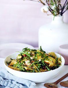 Vegetarian Recipes, Healthy Recipes, Healthy Food, Detox Your Body, Ravioli, Japchae, Food Styling, Plant Based, Good Food