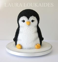 Penguin Birthday, Penguin Party, Penguin Cupcakes, Bowl Cake, Animal Cakes, Holiday Cakes, Novelty Cakes, Occasion Cakes, Piece Of Cakes
