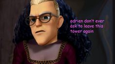 Hahaha. I laughed at this for 5 straight minutes. MLB and Tangled crossover.
