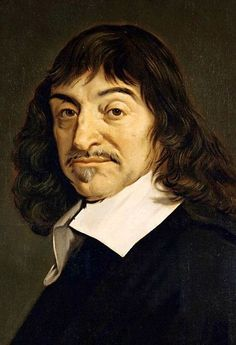 René Descartes (31 Mar 1596 – 11 Feb 1650) French philosopher, mathematician. He has been dubbed the 'Father of Modern Philosophy', his writings, are studied closely to this day. His Meditations on First Philosophy continues to be a standard text @ university philosophy departments. In mathematics the Cartesian coordinate system - was named after him. He is credited as the father of analytical geometry, the bridge with algebra, crucial to the discovery of infinitesimal calculus and analysis.