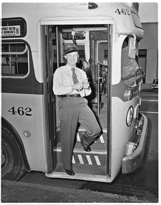 (1955) MCL No. 462 - West Hollywood. Operator K.J. Rogers.