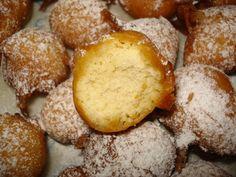 recette de cuisine beignets express citron et vanille