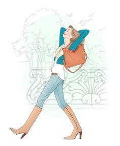 illustration delphine soucail detox.jpg - Delphine SOUCAIL | Virginie