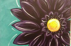 flower close-up from Uptown Art.