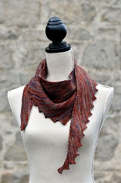 Hitchhiker by Martina Behm. malabrigo Arroyo in Marte.