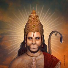 Hanuman Chalisa, Durga, Krishna, Hanuman Images, Sai Baba Photos, Hanuman Wallpaper, Shiva Statue, Festivals Of India, Indian Gods