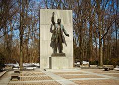 Visit Theodore Roosevelt Island, Washington, D.C. - Bucket List Dream from TripBucket