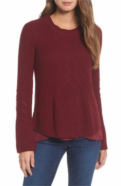 Main Image - Lucky Brand Nico Knit Pullover