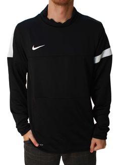 Nike Men's Dri-Fit Soccer Crew Neck Pullover Sweater