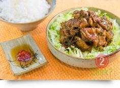 Sticky Ginger Pork, Cabbage & Coriander: Fabulous flavours for a fast paced mid-week meal 15 Minute Dinners, Ginger Pork, Midweek Meals, Coriander, Lamb, Meal Planning, Cabbage, Yummy Food, Beef