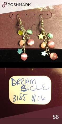Premier Design Earings Dreamsicle drop earrings by premier Design Premier Designs Jewelry Earrings