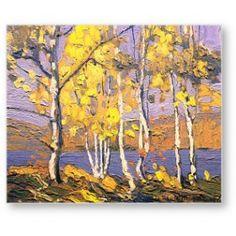 "Tom Thomson - ""Smoke Lake"" (Canadian Group of Seven artist) Group Of Seven Art, Group Of Seven Paintings, Emily Carr, Canadian Painters, Canadian Artists, Landscape Art, Landscape Paintings, Impressionist Paintings, Impressionism"