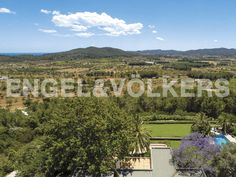 NEW PROPERTY OF THE WEEK: Unique mansion surrounded by marvellous gardens #ibiza