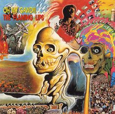 Best ever psychedelic album covers – Flaming Lips 'Oh My Gawd ...