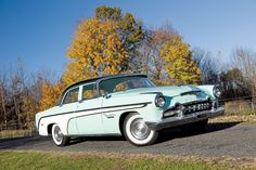 12 Motoring Classics From the 1950s Under $25,000   Hemmings Motor News