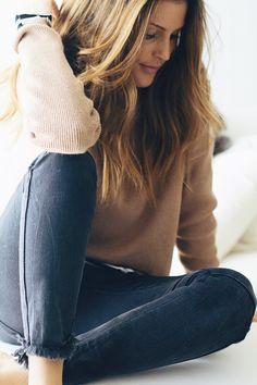 one teaspoon jeans, one teaspoon sweater - www.lindsaymarcella.com