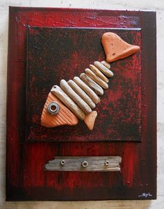 "Le poisson ""bric à brac"""