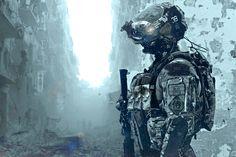 scifi military