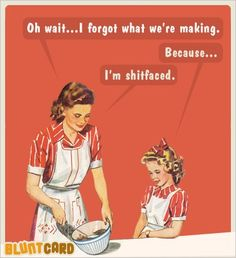 30 Very Funny eCards from Blunt Cards - Snappy Pixels Retro Humor, Vintage Humor, Retro Funny, Funny Quotes, Funny Memes, Hilarious, Funny Stuff, Selfie Quotes, Frases