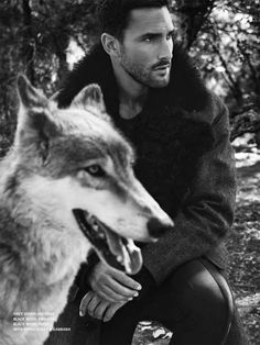 Noah Mills by Jack Waterlot For L'Officiel Hommes Middle East F/W 2014-15 Issue