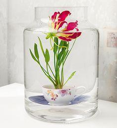Mariefleur brengt de lente in huis