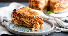 OhMyFoodness - Pagina 30 van 389 - Eat well Travel often A Food, Good Food, Bastilla, Pasta Noodles, Eating Well, Lasagna, Favorite Recipes, Snacks, Baking