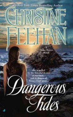 Dangerous Tides (Drake Sisters, Book 4) Mass Market Paperback