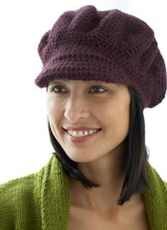 The weather is cool and you want to look fashionable - pick any one of these 12 free crochet hat patterns to keep warm and cozy!