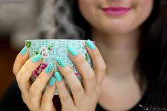 minty dots, photo by www.wandzelphoto.com