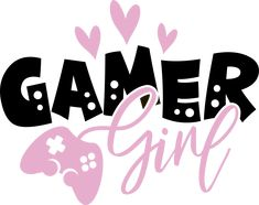 SVG File only for Gamer Girl Price includes downloaded file only, for your own use. This svg file named (Gamer Girl) can be used on any laser machine and is compatible with most printing software. If you have any questions, please don't hesitate to message me. Cricut Monogram, Cricut Vinyl, Cute Disney Drawings, Diy Tumblers, Free Stencils, Original Gifts, Cricut Creations, Vinyl Crafts, Cricut Design