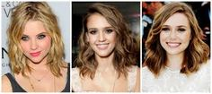 Resultado de imagem para cortes de cabelo para cabelo volumoso e ondulado